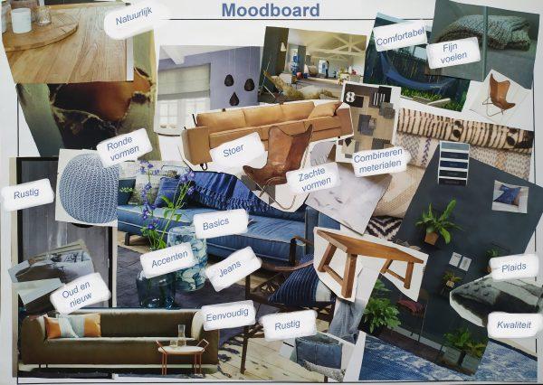 Moodboard maken